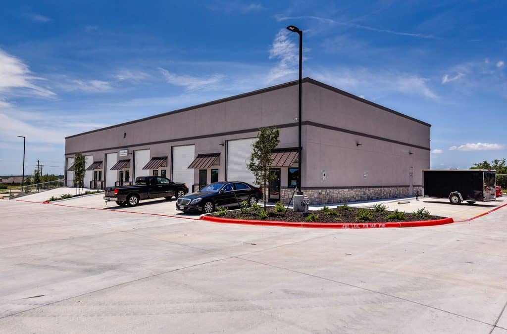 Crystal Falls Commerce Center – For LEASE