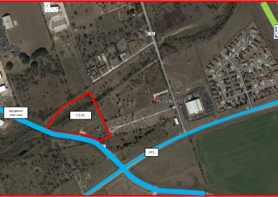 4.5 AC – Georgetown Inner Loop – For Sale