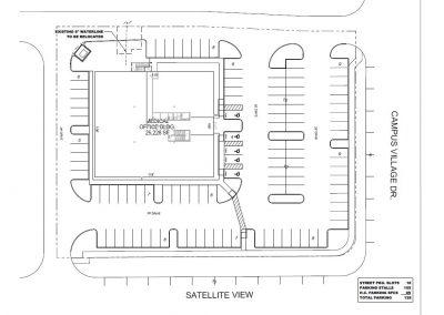 Site Plan - University Square
